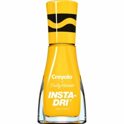 Sally Hansen + Crayola Insta-Dri Collection - Dandelion