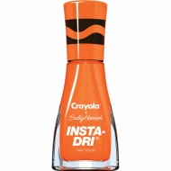 Sally Hansen + Crayola Insta-Dri Collection - Sunset Orange