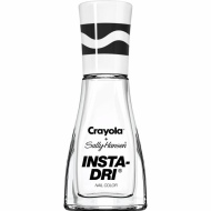 Sally Hansen + Crayola Insta-Dri Collection - White