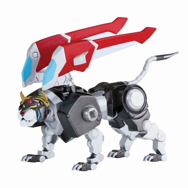 DreamWorks Voltron Metal Defender – Black Lion from Playmates Toys