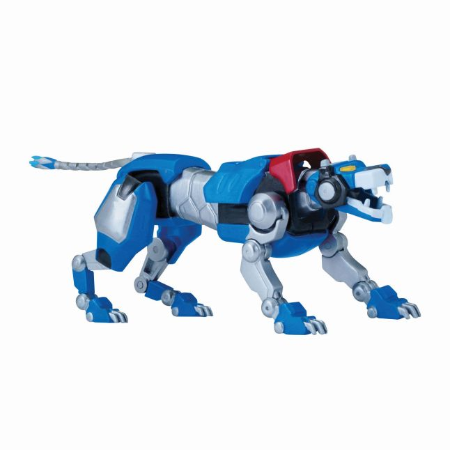 DreamWorks Voltron Metal Defender – Blue Lion from Playmates Toys