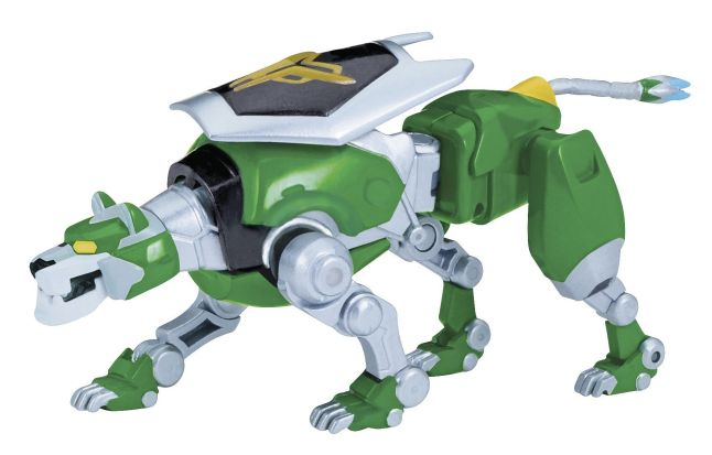 DreamWorks Voltron Metal Defender – Green Lion from Playmates Toys