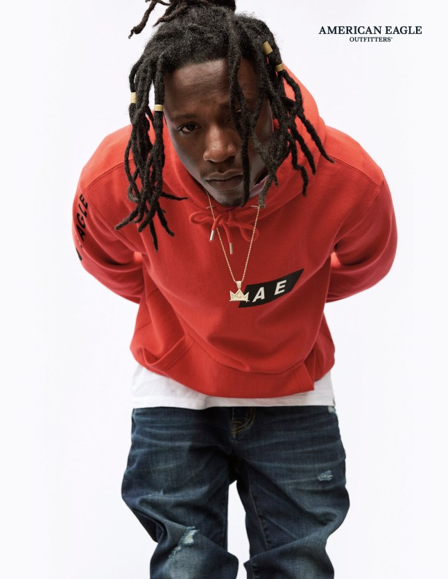 American Eagle Outfitters Joey Bada