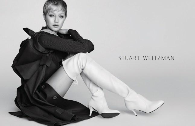 Gigi for Stuart Weitzman