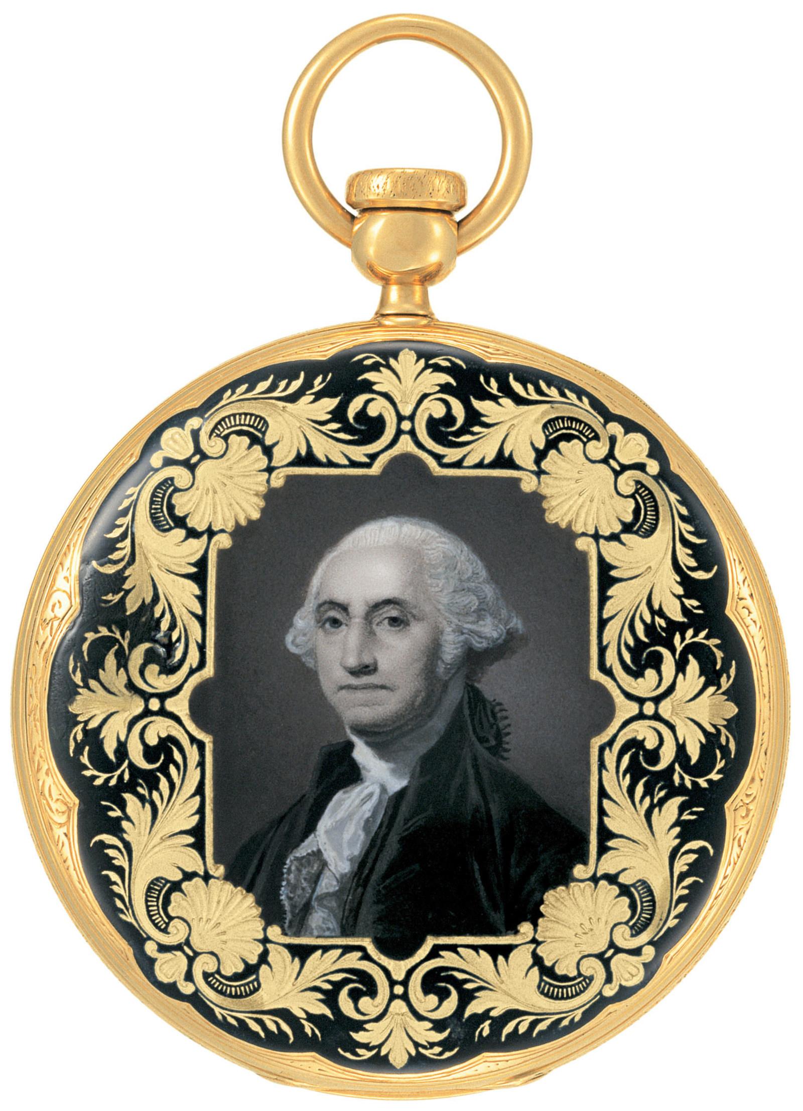 Patek Philippe George Washington