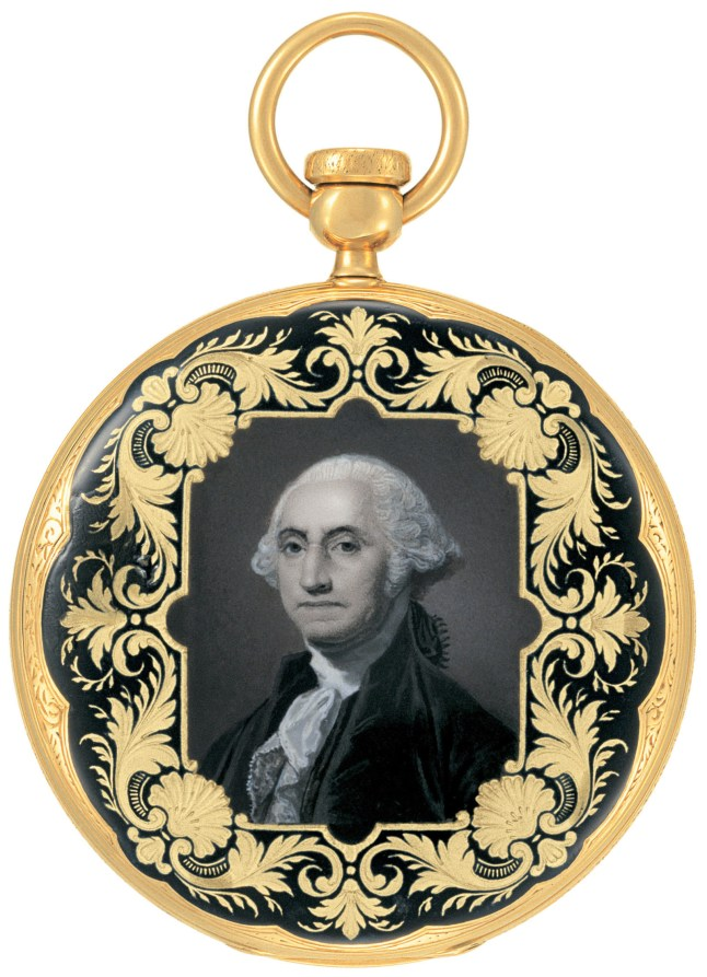 Patek Philippe George Washington