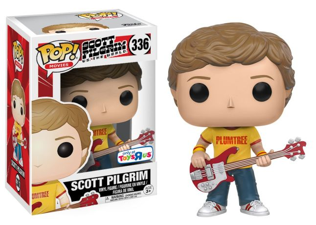 POP! Movies®- Scott Pilgrim - Scott Plumtree Tee from Funko (2)