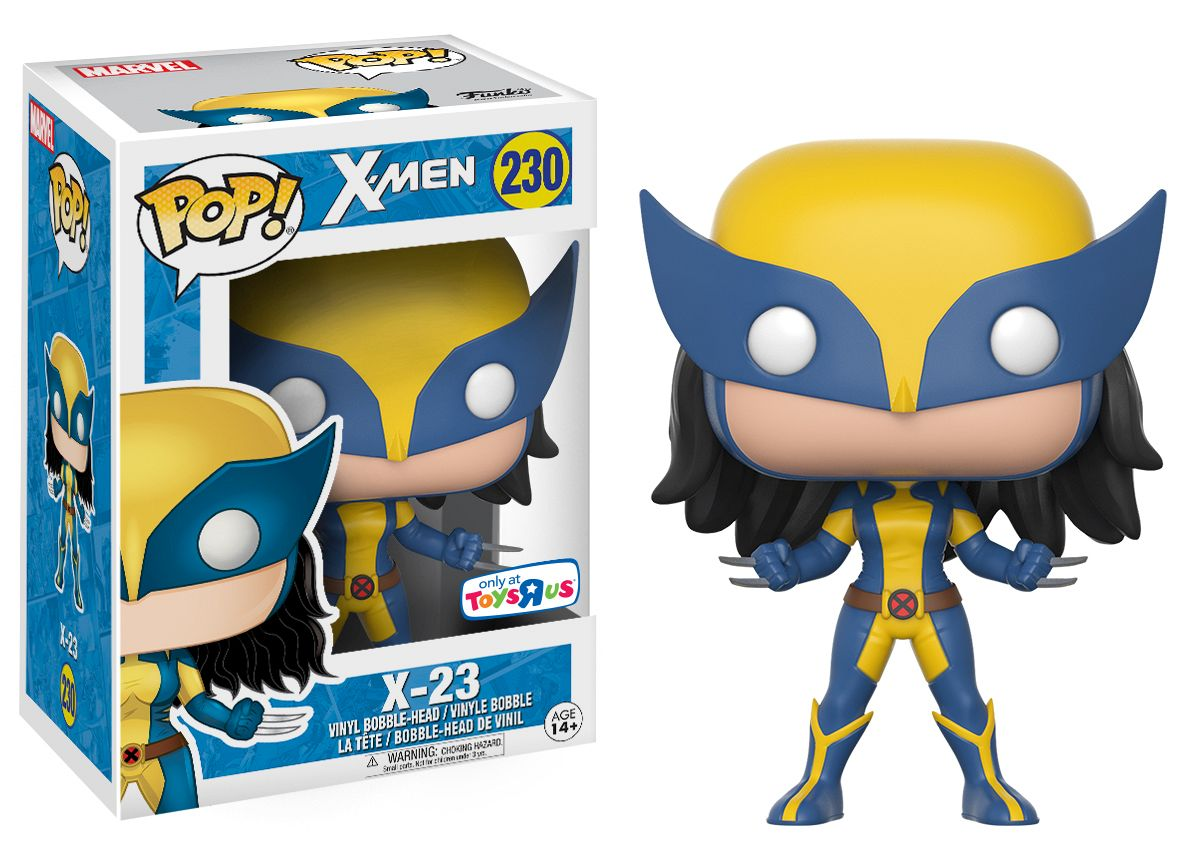 POP!® X-Men X-23 from Funko
