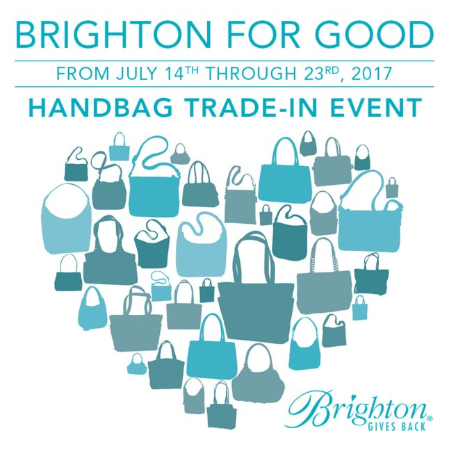Brighton Handbag TradeIn 2017
