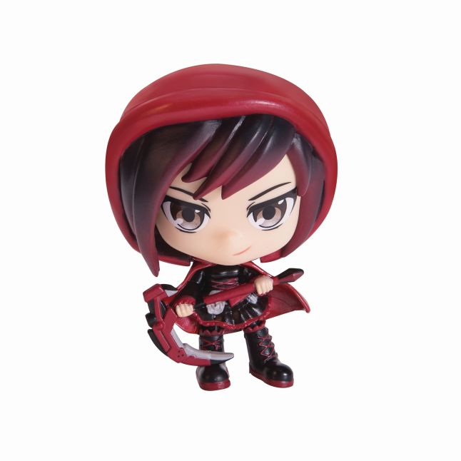RWBY Ruby Rose from Jazwares(002)