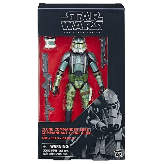 Star Wars™ The Black Series Commander Gree™ from Hasbro