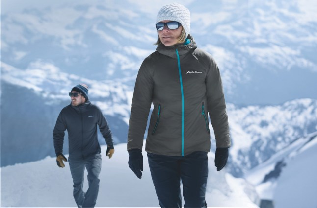 Eddie Bauer - EverTherm Caroline George
