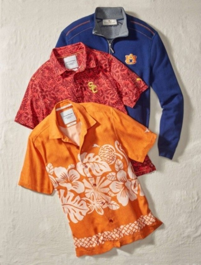 Tommy-Bahama - Collegiate