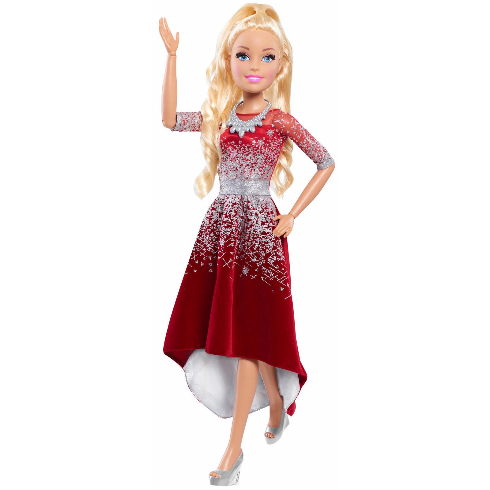 Barbie-Best-Fashion-Friend-28inch-Holiday-Doll-Blonde-BJs Wholesale Club
