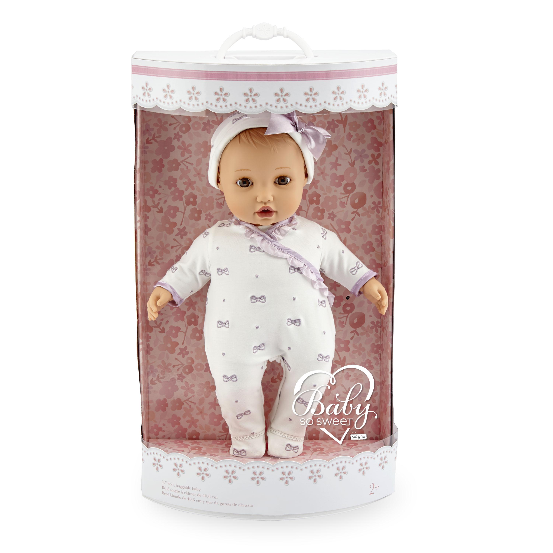 Baby So Sweet 16 Inch Nursery Doll 2