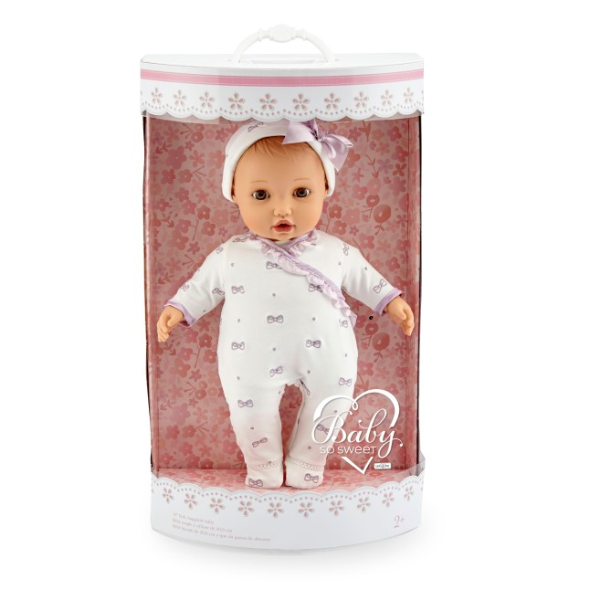 Baby So Sweet 16 Inch Nursery Doll 2