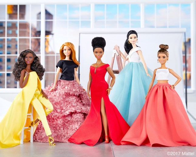 Christian Siriano Barbie