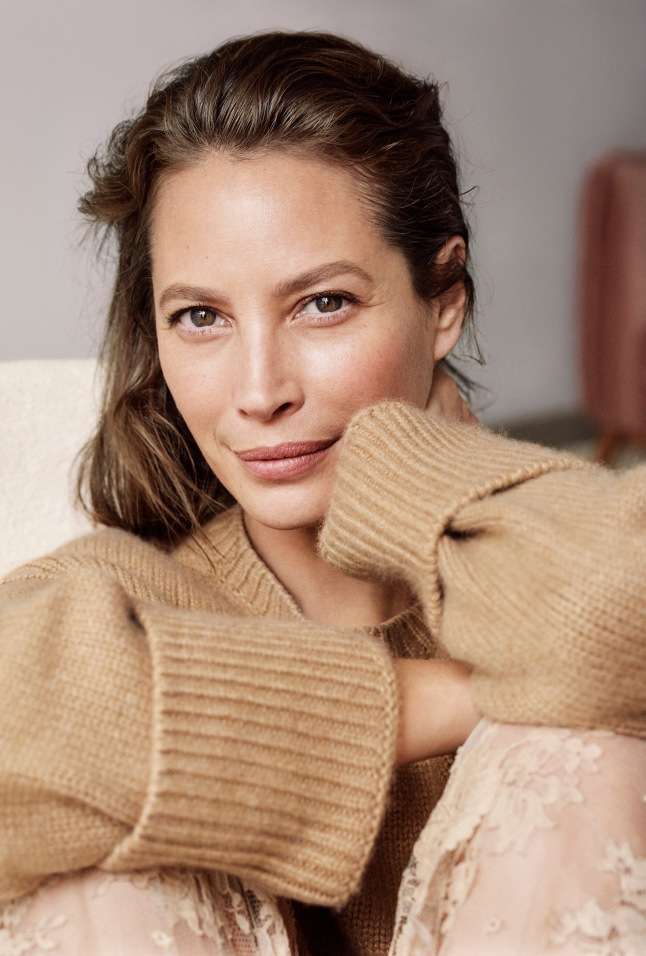 Cole Haan_Fall 2017 Extraordinary Women, Extraordinary Stories Campaign_Christy Turlington Burns_Portrait