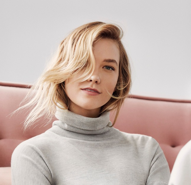 Cole Haan_Fall 2017 Extraordinary Women, Extraordinary Stories Campaign_Karlie Kloss_Portrait