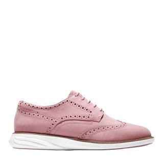 Cole Haan_GrandEv++lution Shortwing_Lilas Pink Nubuk-Optic White