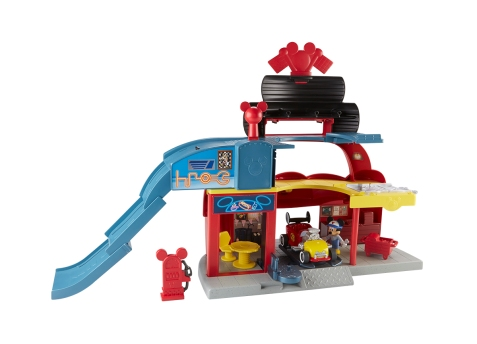 Disney Mickey Mouse Clubhouse – ROADSTER RACERS GARAGE