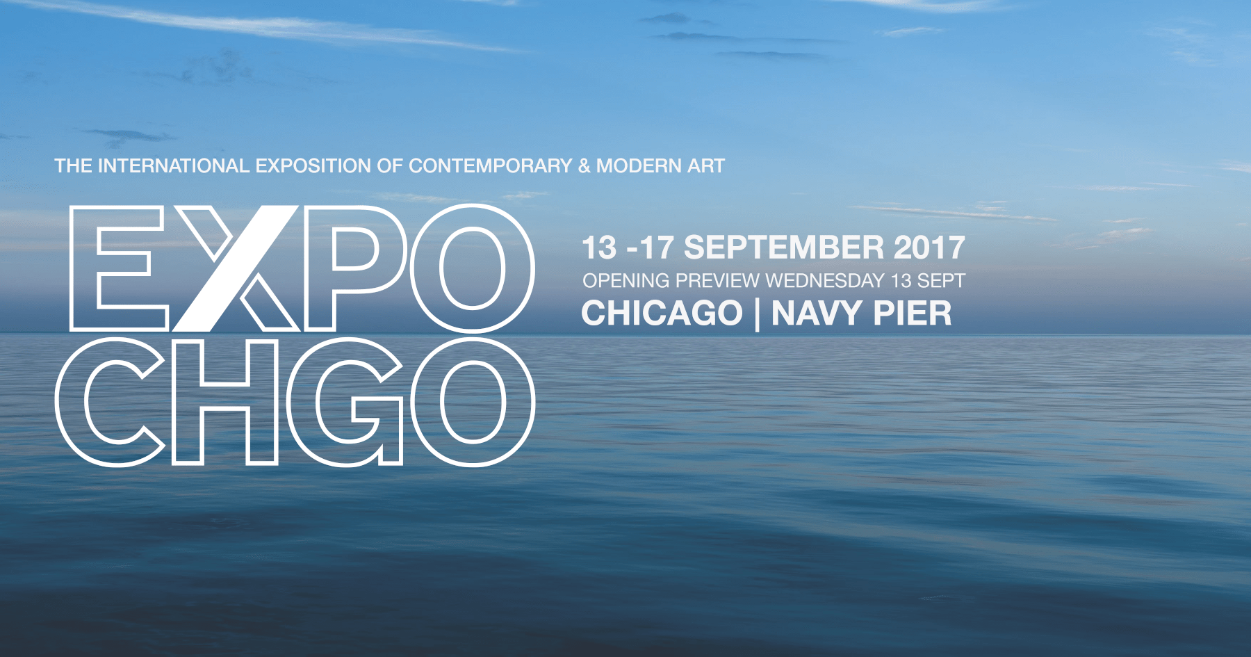 Expo Chicago 2017 logo