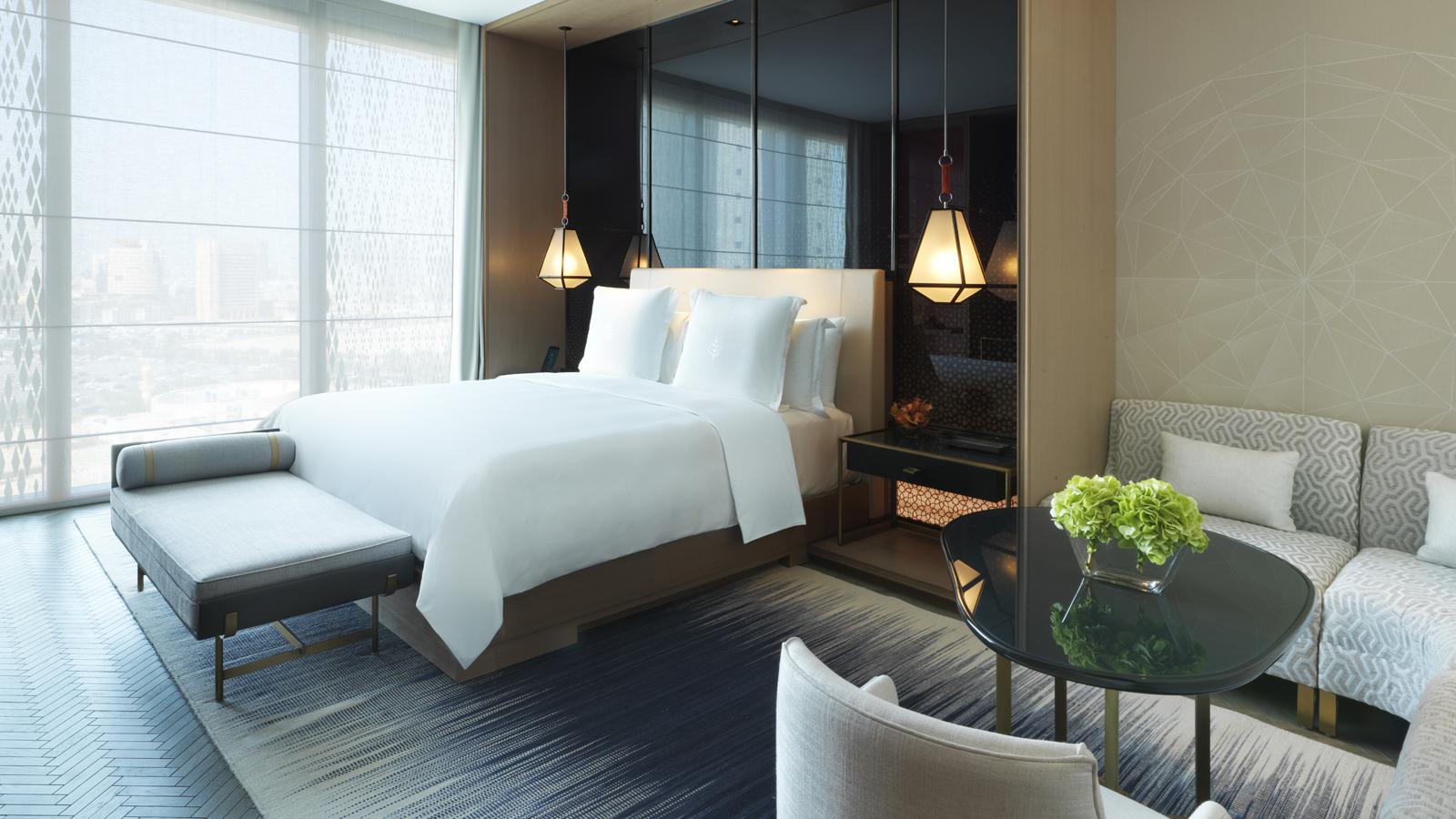 Four Seasons Hotel Kuwait At Burj Alshaya - Guest Room