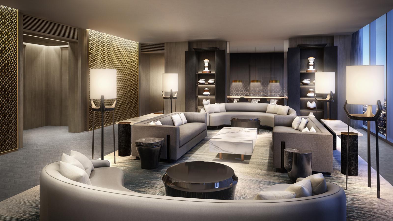 Four Seasons Hotel Kuwait At Burj Alshaya - Royal Suite