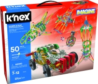 Knex.PowerAndPlayMotorized50ModelBuildingSet