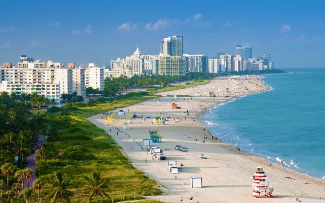 Miami Beach Invites Vacationers