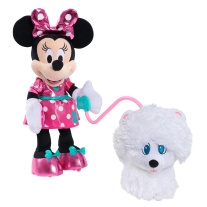 Minnie's Walk and Play Puppy