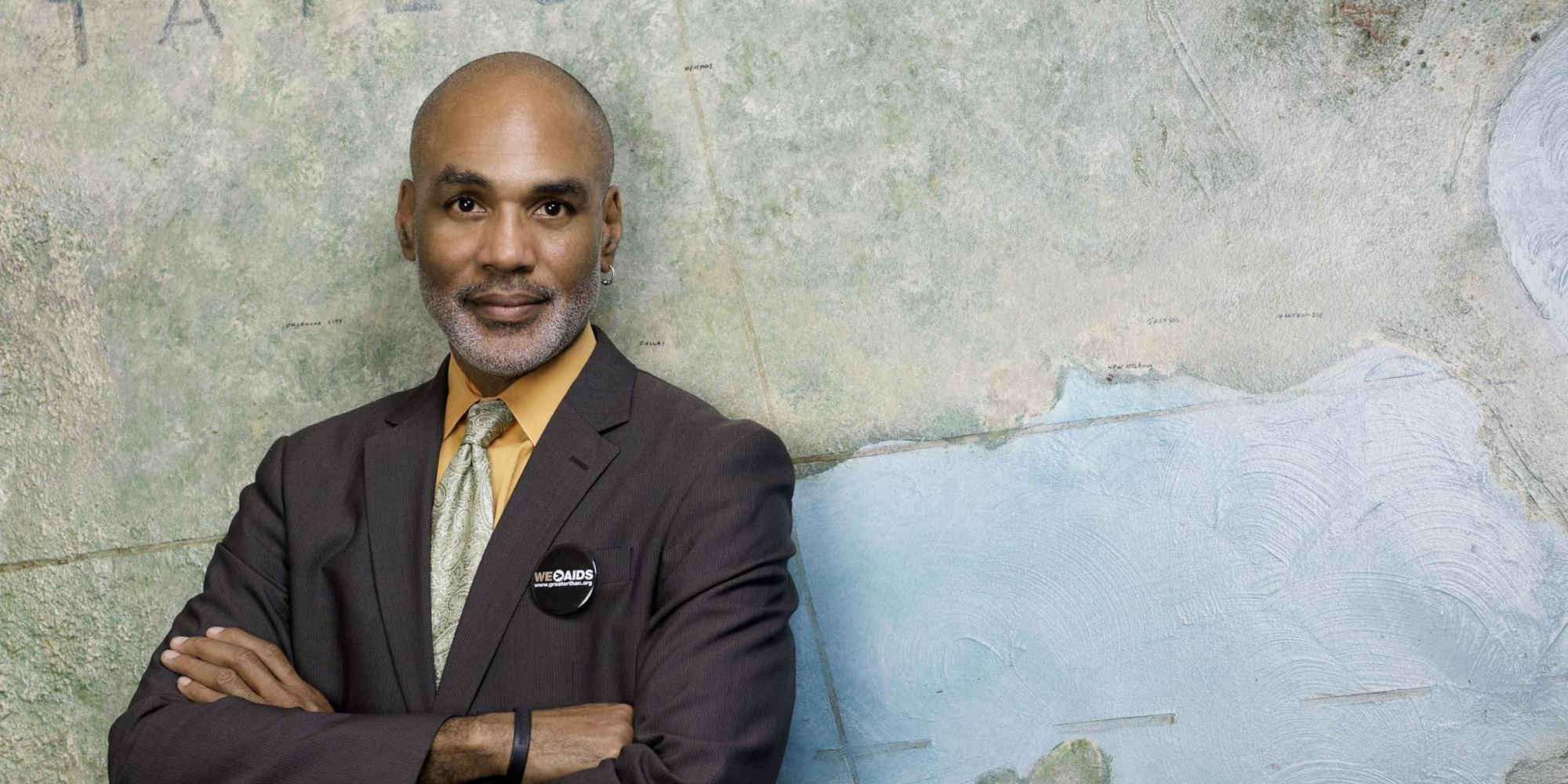 Phill Wilson, Founder of the Black AIDS Instuitute