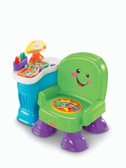 Song & Story Learning Chair