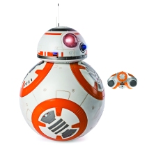 Star Wars Hero Droid BB-8 (Spin Master)