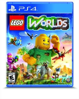 LEGO Worlds (Warner Bros. Interactive Entertainment)