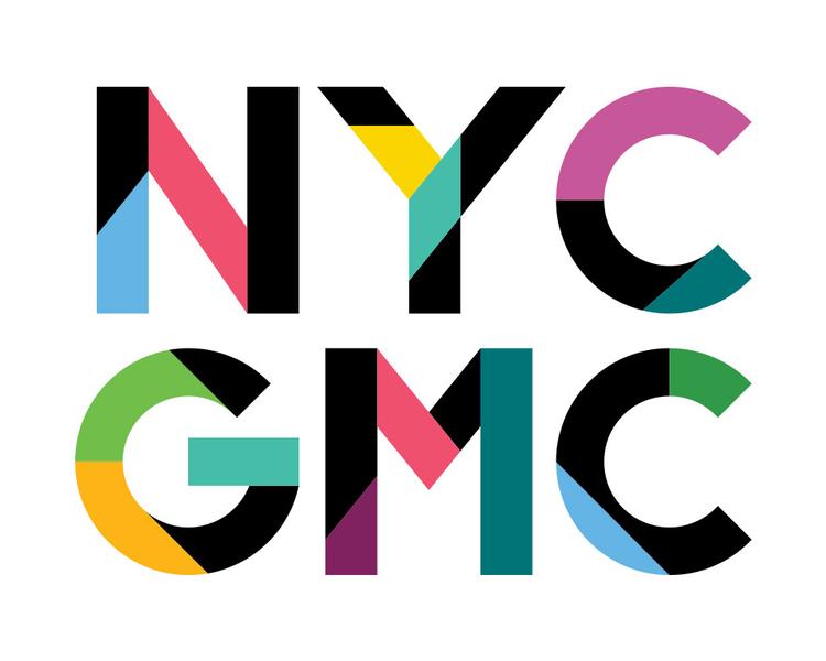 New York City Gay Men's Chorus (NYCGMC) logo