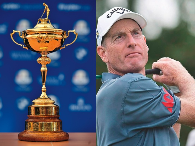 RYDER CUP EXPERIENCE WITH JIM FURYK