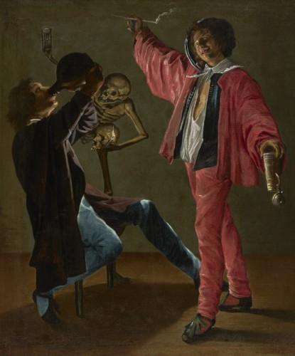 The Last Drop (The Gay Cavalier), c. 1639. Judith Leyster, Dutch
