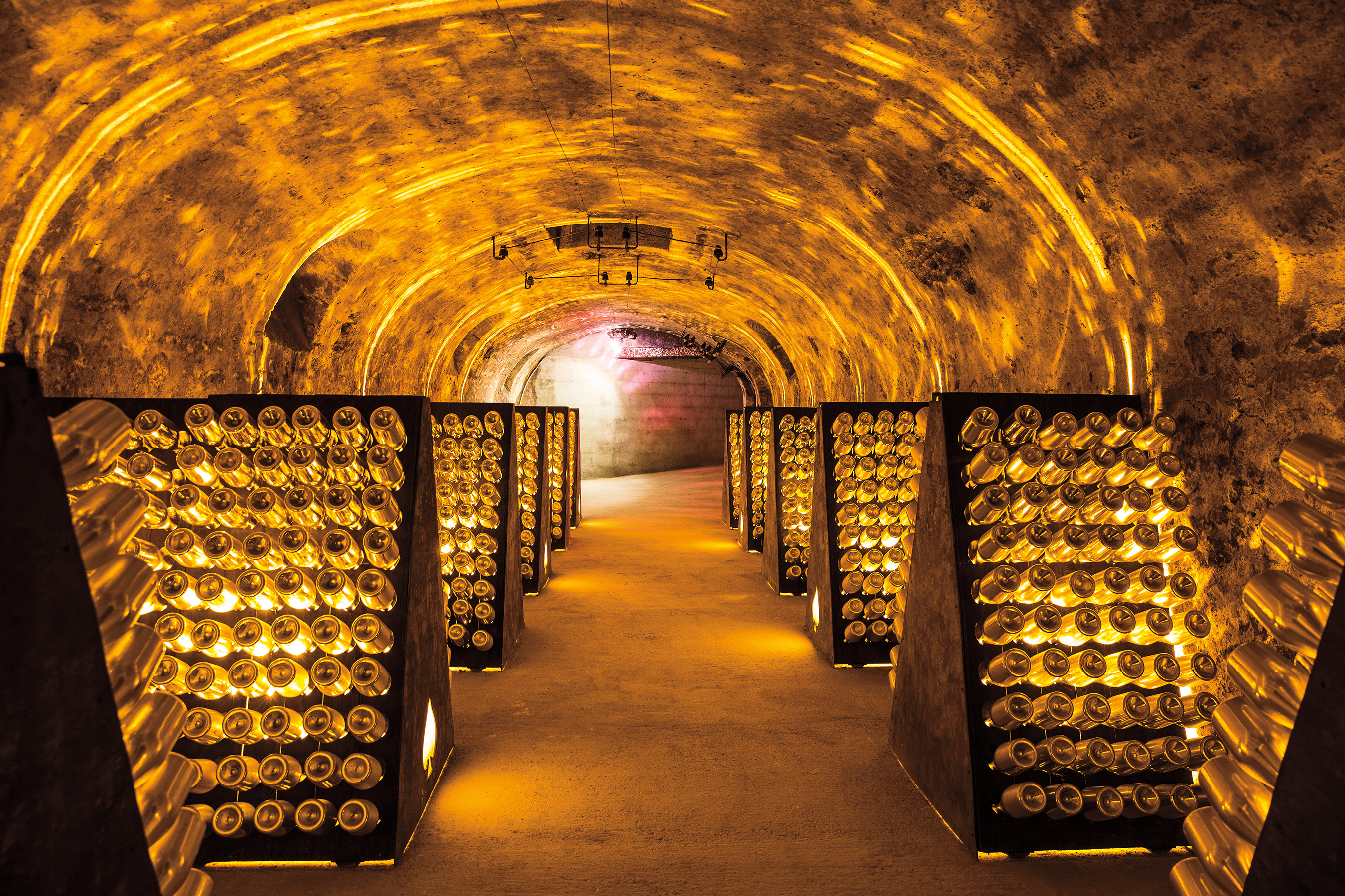 Travel to Champagne with Armand de Brignac – tend the vineyards, sample the reserves, stroll the private cellars, and finishing your own cuvée.