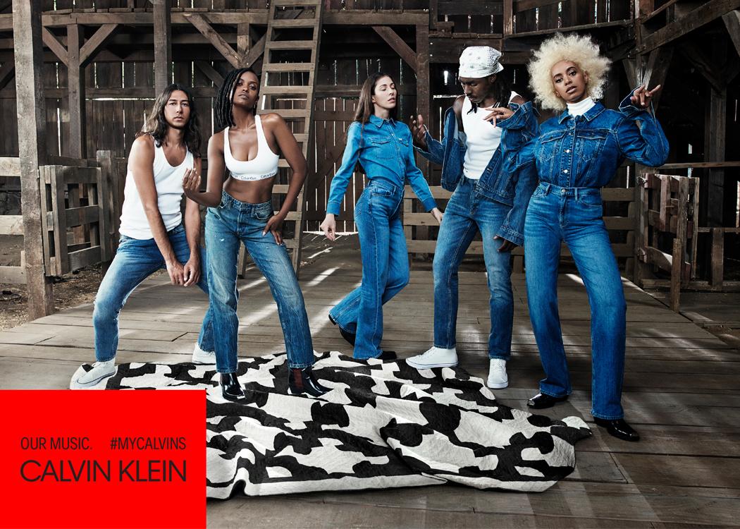 Calvin Klein, Inc. Announces the Latest Calvin Klein Underwear and Calvin Klein Jeans Global Advertising Campaign 2