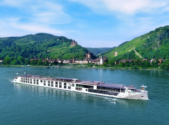 Crystal River Cruises-Crystal-Bach-Danube-River