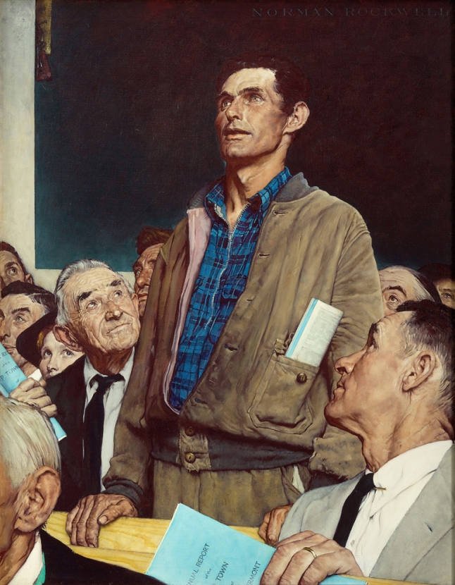 2. Rockwell - Freedom of Speech