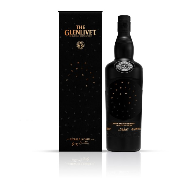The Glenlivet Code Bottle