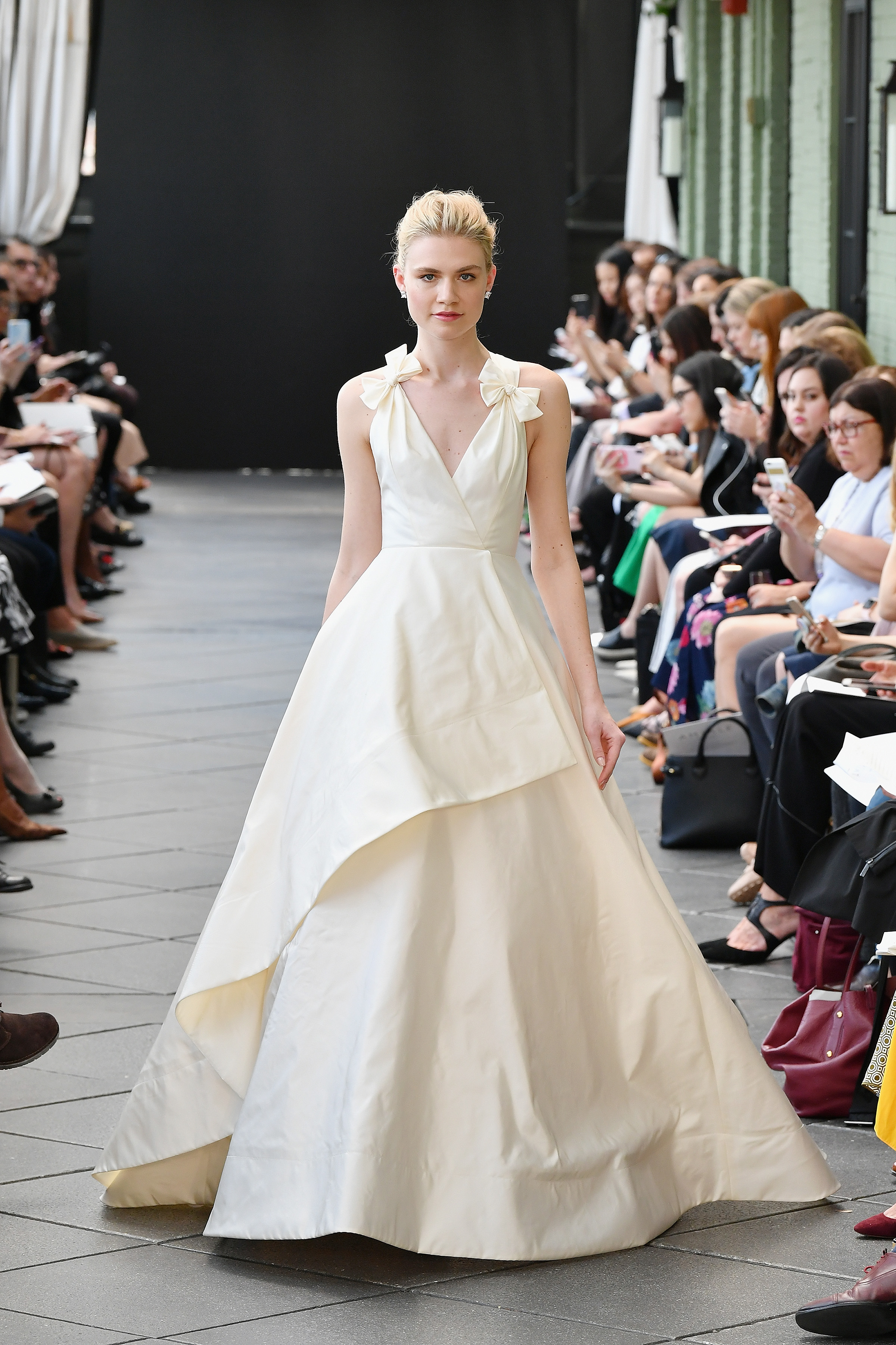 Amsale Tribute Spring 2019 Runway Show