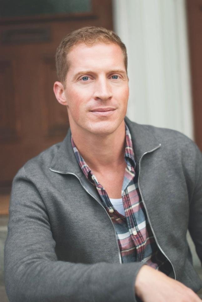 Andrew Sean Greer (Fiction) (Kalie Roberts)