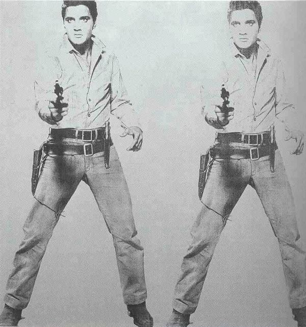 Andy Warhold_s Double Elvis [Ferus Type]