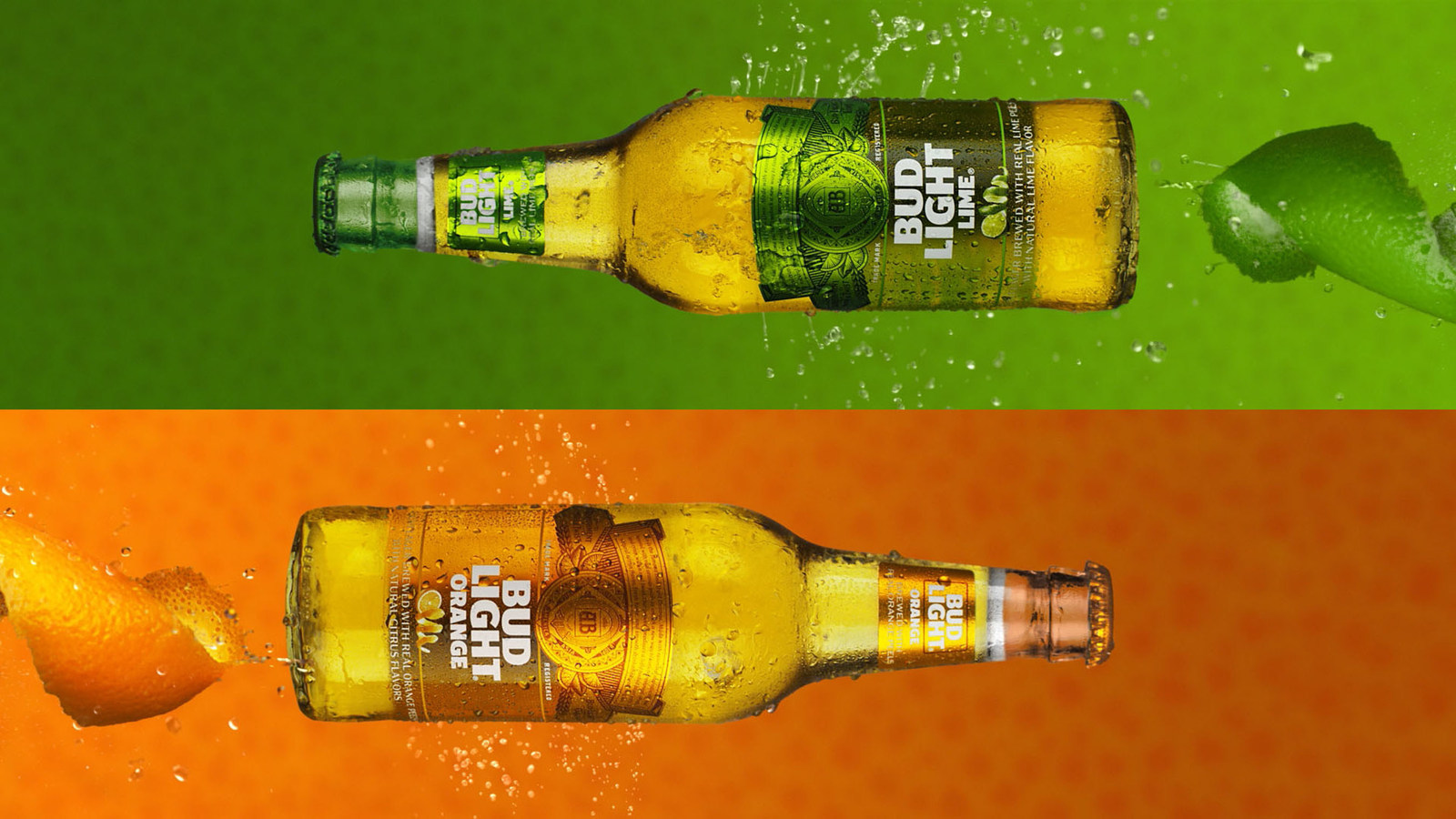 Bud Light Orange - Lime