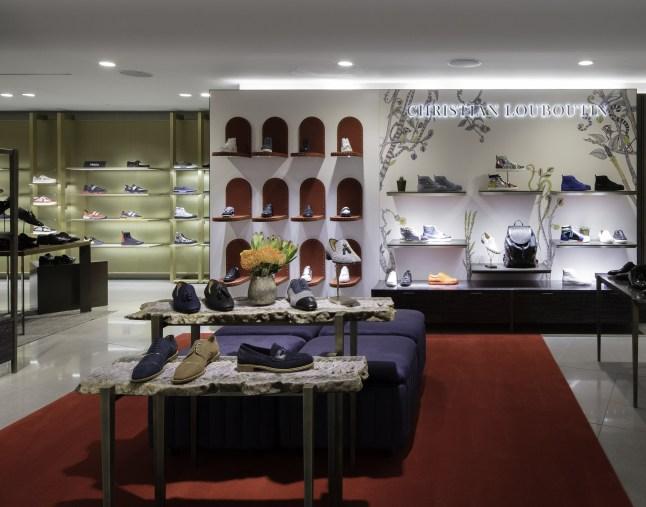 Christian-Louboutin-shop-at-Nordstrom-Men-s-Store-NYC---Naho-Kubota