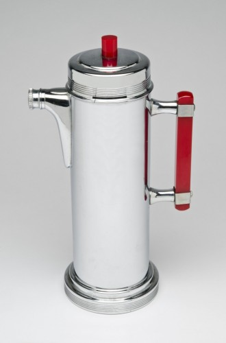 Cocktail Shaker with Handle, c.1930s