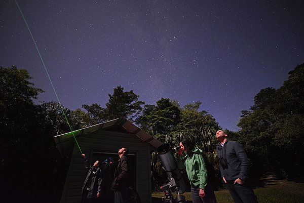 Guests Stargazing
